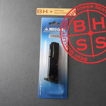 Hi-Power 9mm, 13 rounds, Blued Magazine