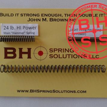 BHSpringSolutions LLC Slide Rack Optimization Kit