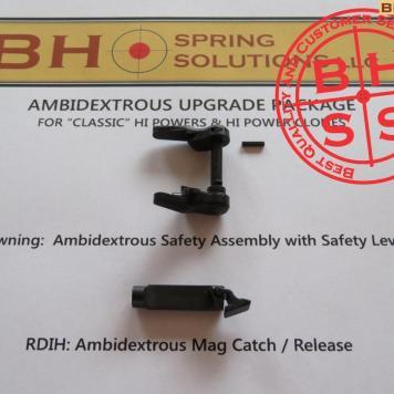 HiPower Ambidextrous Solution