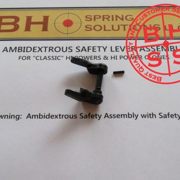 FN / Browning Hi Power Ambidextrous Safety Lever