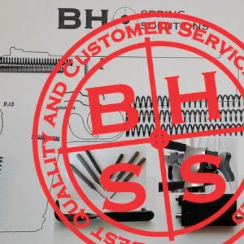 Tools + Universal Spring Kit for FULL SIZE Hi-Powers