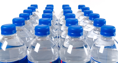 The Burlington High School cafeteria sells around 100 plastic water bottles per day. In response, the student-led environmental club is trying to buy a reusable water bottle for every student. | Photo via Creative Commons