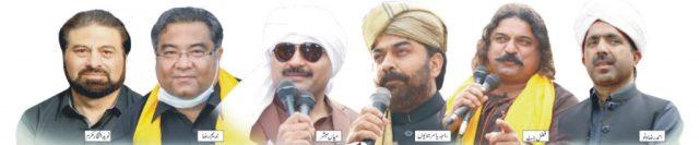 پولیس دی رکاوٹاں دے باوجود لہور وچ پنجابی رہتل دیہاڑ منایا گیا 2