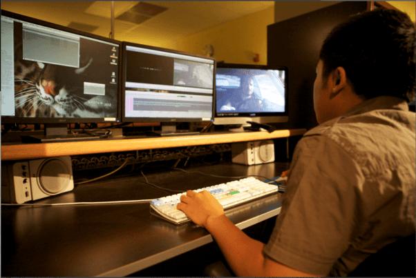 """<img alt=""""Film Editor Bhushan Mahadani"""">"""