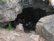 Пещера для ретрита