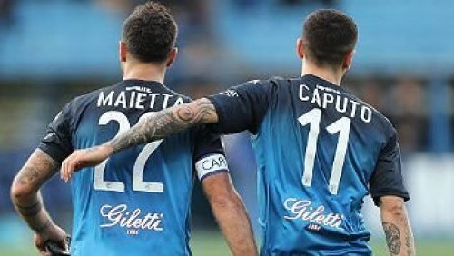 Image result for Empoli vs Frosinone photos
