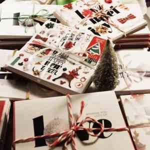 Holiday Card Makeover Workshop