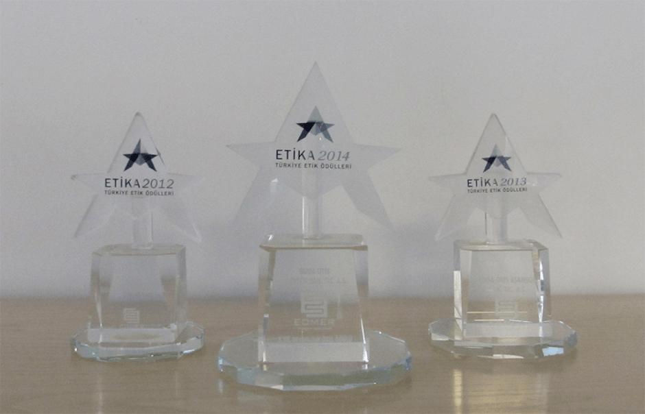 Otis Türkiye- etik şirket ödülü ETİKA'yı üçüncü kez aldı!-2