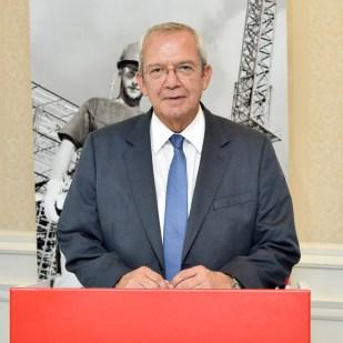 İnşaat Teknik Değerlendirme ve Bilimsel Araştırma Kurumu (İTBAK) Genel Müdürü ve Avrupa Teknik Değerlendirme Kuruluşları Birliği EOTA'nın Türkiye Temsilcisi Sinan Somer