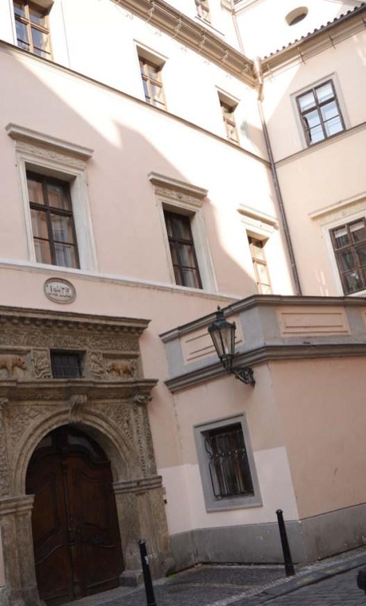 Dům U Dvou zlatých medvědů