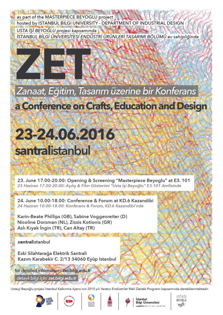 zet poster