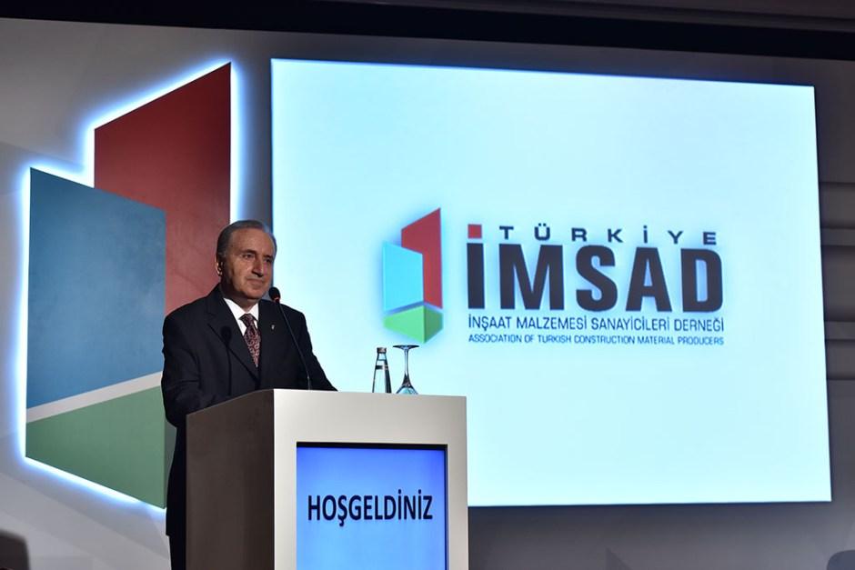 Türkiye İMSAD Yönetim Kurulu Başkanı F. Fethi Hinginar