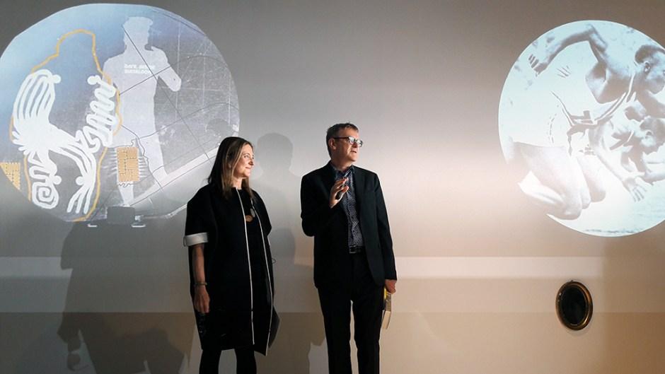 3. İstanbul Tasarım Bienali küratörleri Beatriz Colomina ve Mark Wigley