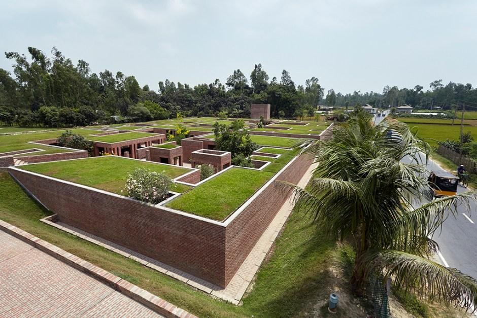 Friendship Center (©Aga Khan Trust for Culture / Rajesh Vora)