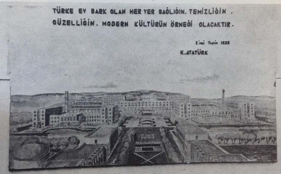 """Nafia Dergisi, T.C. Nafia Vekaleti Müdürlüğü, Ekim 1944, Yıl: 11, Sayı: 2, s. 247 Esra Bakkalbaşıoğlu, """"Doğu'nun Elektriklenmesi"""""""