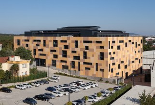 Balparmak Üretim ve Yönetim Binası