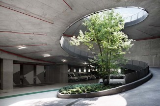 Şişhane Park Kentsel Meydan ve Yeraltı Otoparkı (SANALarc)