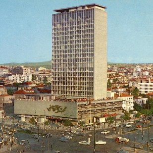 Emek İş Hanı ve Kızılay Meydanı, Ankara SALT Araştırma, Fotoğraf Arşivi