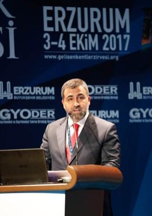 GYODER Başkanı Dr. Feyzullah Yetgin