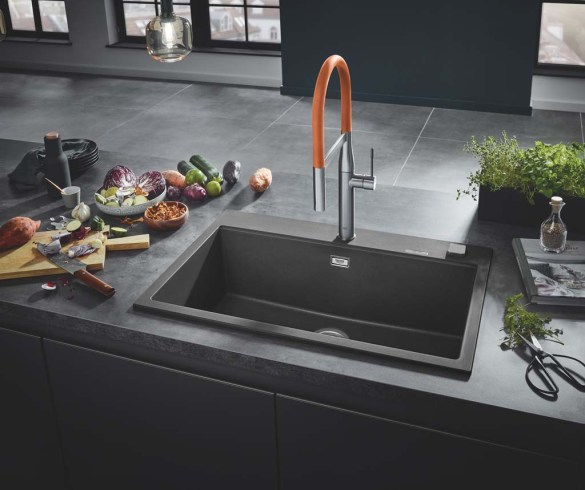 1559128614_GROHE_Kitchen_Solutions_Composite_Sinks_Granite_Gray_Milieu_1