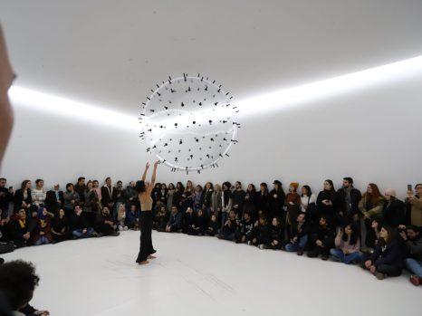 """Karina Smigla Bobinski, """"ADA"""", OMM 2020, Fotoğraf: Doğan Kayacık"""