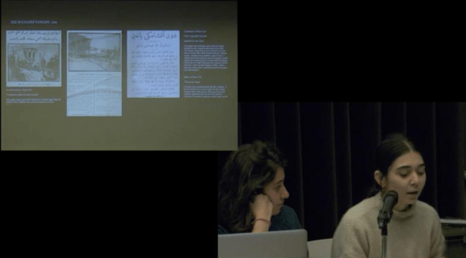 """Dilşad Aladağ & Eda Aslan, """"Unutma Bahçesi: Yerin Belleği ve Yıkımın Topoğrafyası"""", Salt Galata"""