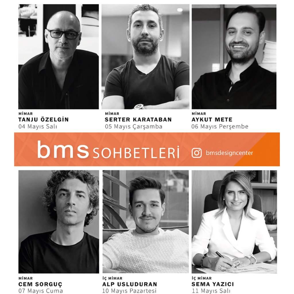 bms Sohbetleri, 4-11 Mayıs 2021