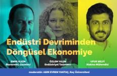Endüstri Devriminden Döngüsel Ekonomiye 2 Haziran, Çarşamba, 21:00-22:00