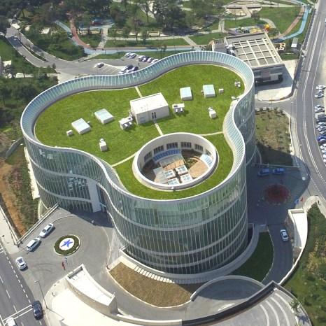 Küçükçekmece Belediye Binası