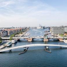 Lille Langebro, WilkinsonEyre + Urban Agency, Danimarka