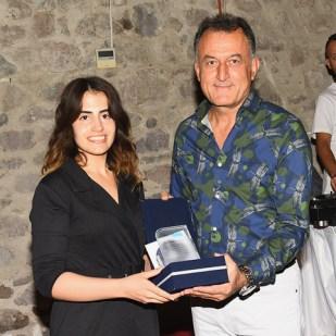 Yasemin Demirkol İYTE - Yarışma Ödülü