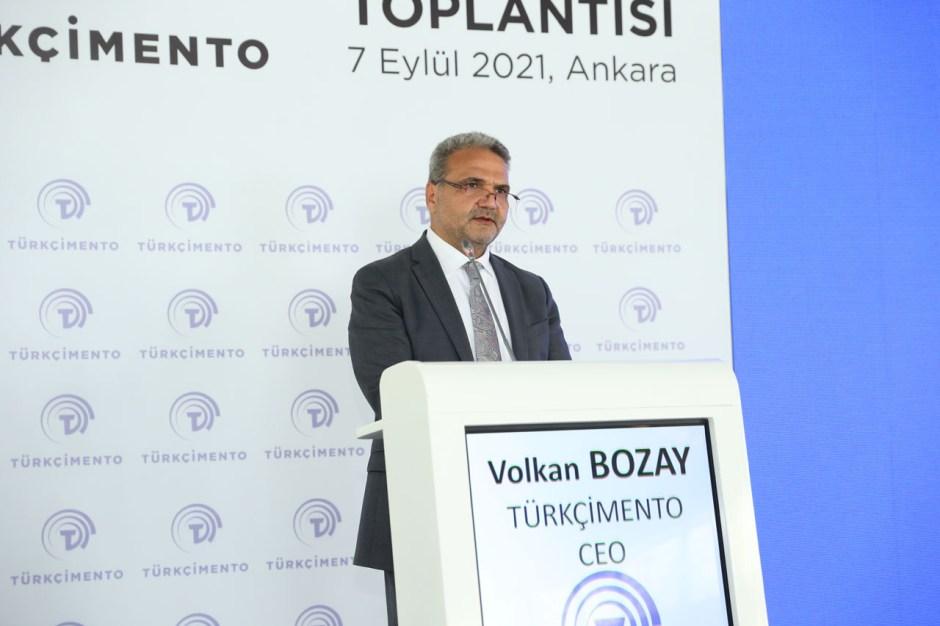 Volkan Bozay