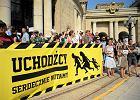 Plany Polski dla imigrantów: prześwietlić, przyjąć, zintegrować