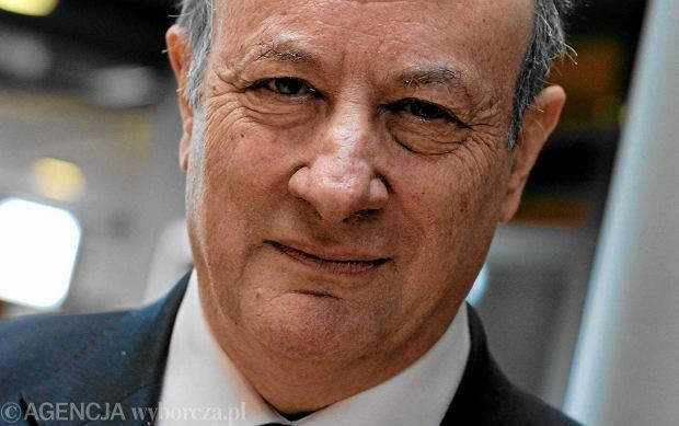 Były minister finansów Jacek Rostowski