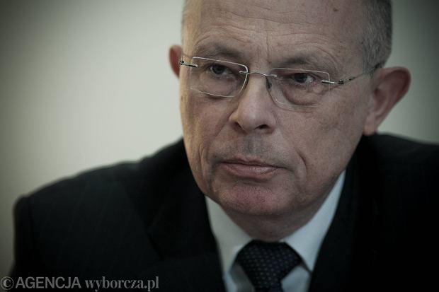 Marek Borowski podsumowuje PiS-owską wizję demokracji