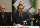 PZ: Minister manipuluje. Nie jesteśmy biznesmenami, jesteśmy lekarzami
