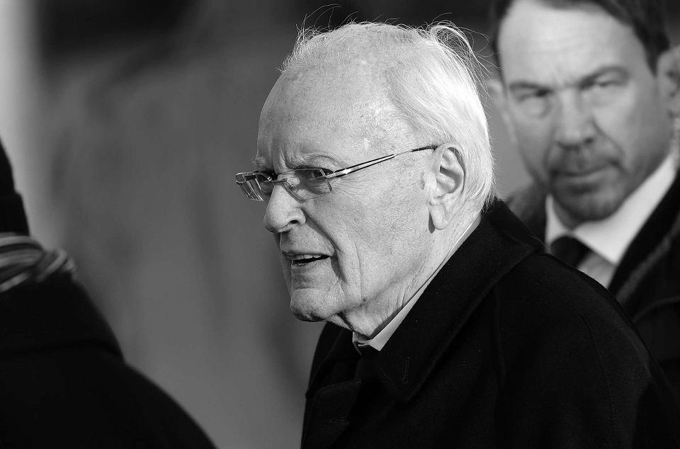 Były prezydent Niemiec Roman Herzog nie żyje