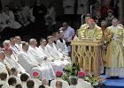 Zbliżenie Kościoła łagiewnickiego i toruńskiego