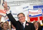 """Wybory prezydenckie 2015. Komorowski: Im ciągle kołaczą się myśli: """"a może jeszcze raz wzorem doświadczeń IV RP..."""""""