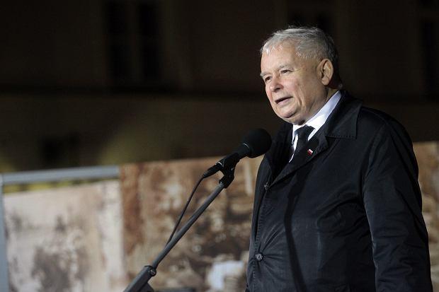 Jarosław Kaczyński zwrócił się do prezydenta Andrzeja Dudy, by