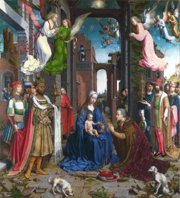 Nie wiadomo, czy opisana w Ewangelii Mateuszowej podróż magów do Jerozolimy i Betlejem wydarzyła się naprawdę, czy jest tylko opowieścią mającą na celu tłumaczenie starotestamentalnych proroctw. Bez wątpienia jednak kult trzech królów wpłynął na wiele dziedzin kultury. Uważano ich np. za patronów podróży, dlatego gospody często nosiły nazwy Pod Murzynem albo Pod Gwiazdą. 6 stycznia pierwszymi literami ich imion katolicy znaczą kredą drzwi domów, choć samo święcenie kredy w uroczystość Trzech Króli ma, jak się zdaje, inne pochodzenie - w tym dniu przez wieki w świątyniach zapowiadano święta ruchome (np. Wielkanoc) i wierni notowali sobie ich daty. Na ilustracji: obraz ''Pokłon Trzech Króli'' pędzla XVI-wiecznego malarza flamandzkiego Jana Gossaerta.