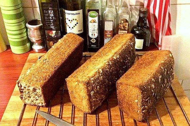 Żadne zdjęcie nie odda, zapachu świeżego bochenka chleba...