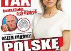 """SLD wydaje przedwyborczy tabloid. Na jedynce """"bardzo ładna"""" i """"zgrabna"""" Ogórek"""