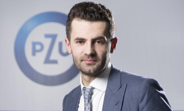 Tomasz Stadnik, wiceprezes zarządu PZU TFI