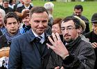Andrzej Duda: Polska ziemia ma pozostać w polskich rękach