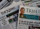"""Powściągliwi i ostrożni - amerykańskie media po zamachu na """"Charlie Hebdo"""""""