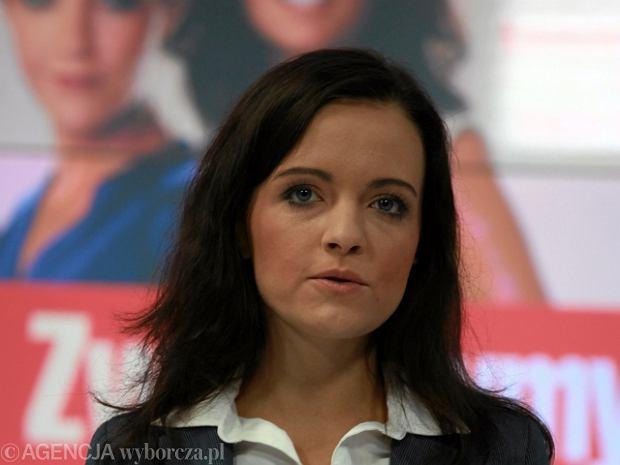 Magdalena Żuraw, asystentka Andrzeja Dudy