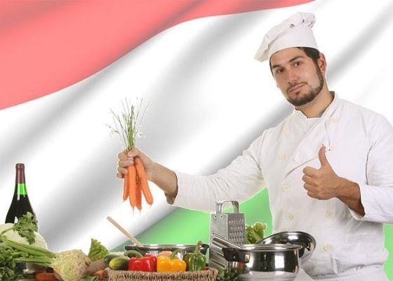 Znalezione obrazy dla zapytania zdjęcie kucharza węgierskiego