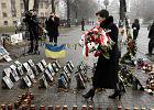 Kopacz uczciła ofiary Majdanu. Poroszenko złoży kwiaty w Auschwitz