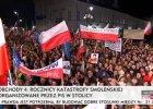 """Wieczorny Marsz pamięci: """"Smoleńsk to sprawa polskiej godności"""". Tłum skanduje: """"Antoni! Antoni!"""""""